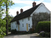 Utkinton - Thatched Cottage