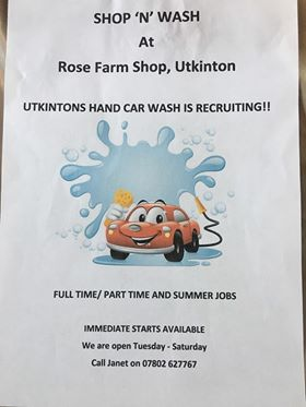 shopnwashvacancy